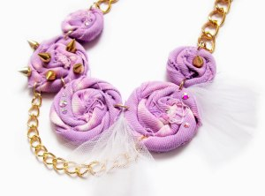purple spiral necklace - Copy