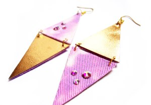 triangle earrings 3